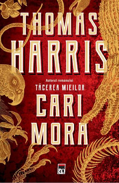 Cari Mora, Thomas Harris