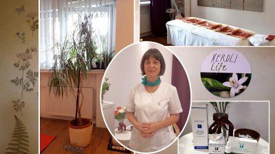 Neroli Life Beauty Studio ne așteaptă cu un nou design și o terapie inovatoare