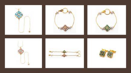 wagner arte lansează noua colectie de bijuterii Byzantium