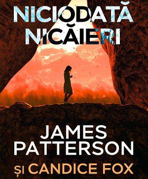 Niciodată Nicăieri thriller tradus și publicat la editura RAO