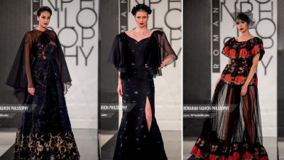 Romanița Iovan a lansat colecția Black Swan Spring-Summer 2020