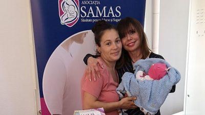 """Heidi Murkoff în România, la invitația Asociației SAMAS: """"Maternitatea este frăția care ne leagă"""""""