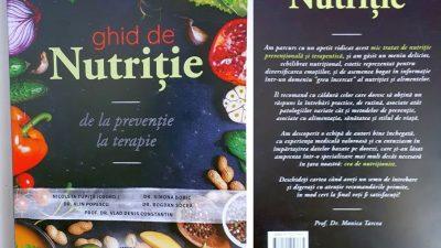 A apărut Ghid de nutriție – de la prevenție la terapie
