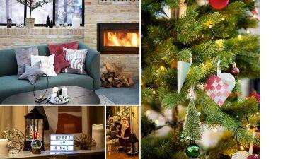 JYSK lansează colecția de accesorii și decorațiuni de Crăciun