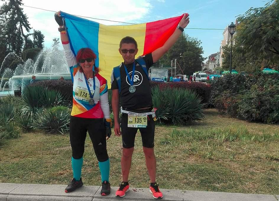 elena preda 57 de ani maraton