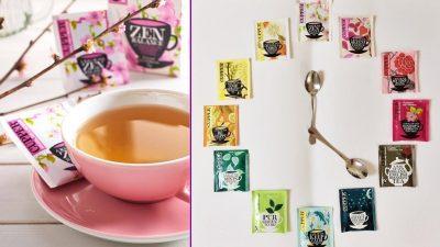 Cupper, renumitul ceai bio, delicios, din Dorset – acum și la noi!
