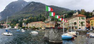 Lacul Como, Bellagio