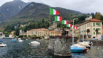 Lacul Como, destinaţia perfectă de vacanţă din primăvară până toamna târziu