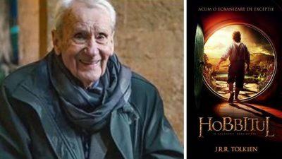 """S-a stins Christopher Tolkien, editorul cărţilor """"Stăpânul inelelor"""""""