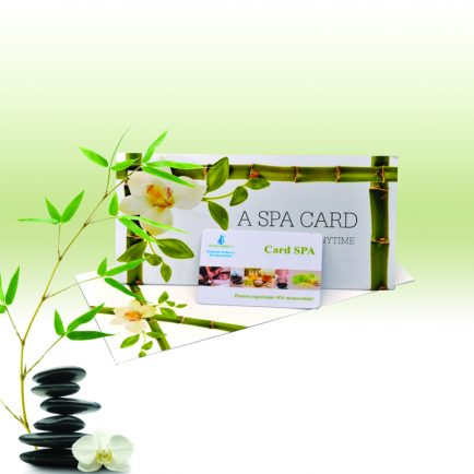 gift voucher spa card