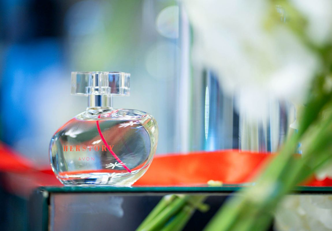 avon herstory parfum imagine simona halep
