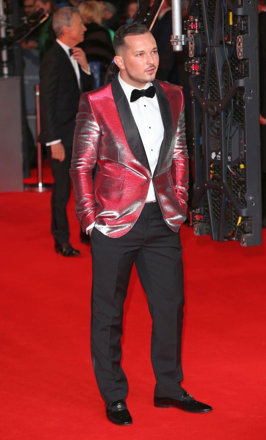 Cosmin Cernica BAFTA 2020