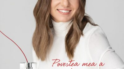 AVON şi Simona Halep lansează parfumul HERSTORY