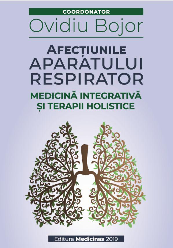 Ovidiu Bojor prima carte de medicină integrativă în limba română