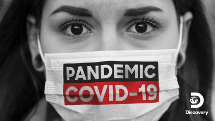 Pandemia Covid-19, documentar pe Discovery