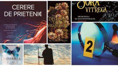 Ce citim luna asta – cărţi noi de la editura RAO