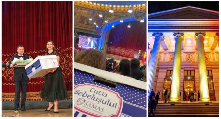 Cutia Bebeluşului, proiect premiat la gala Women in Economy