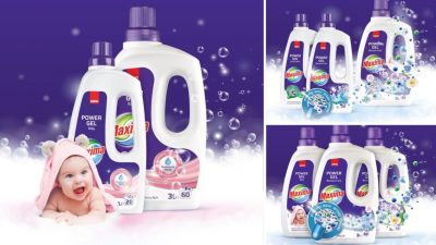 Sano Maxima: detergentul care face 2 lucruri deodată
