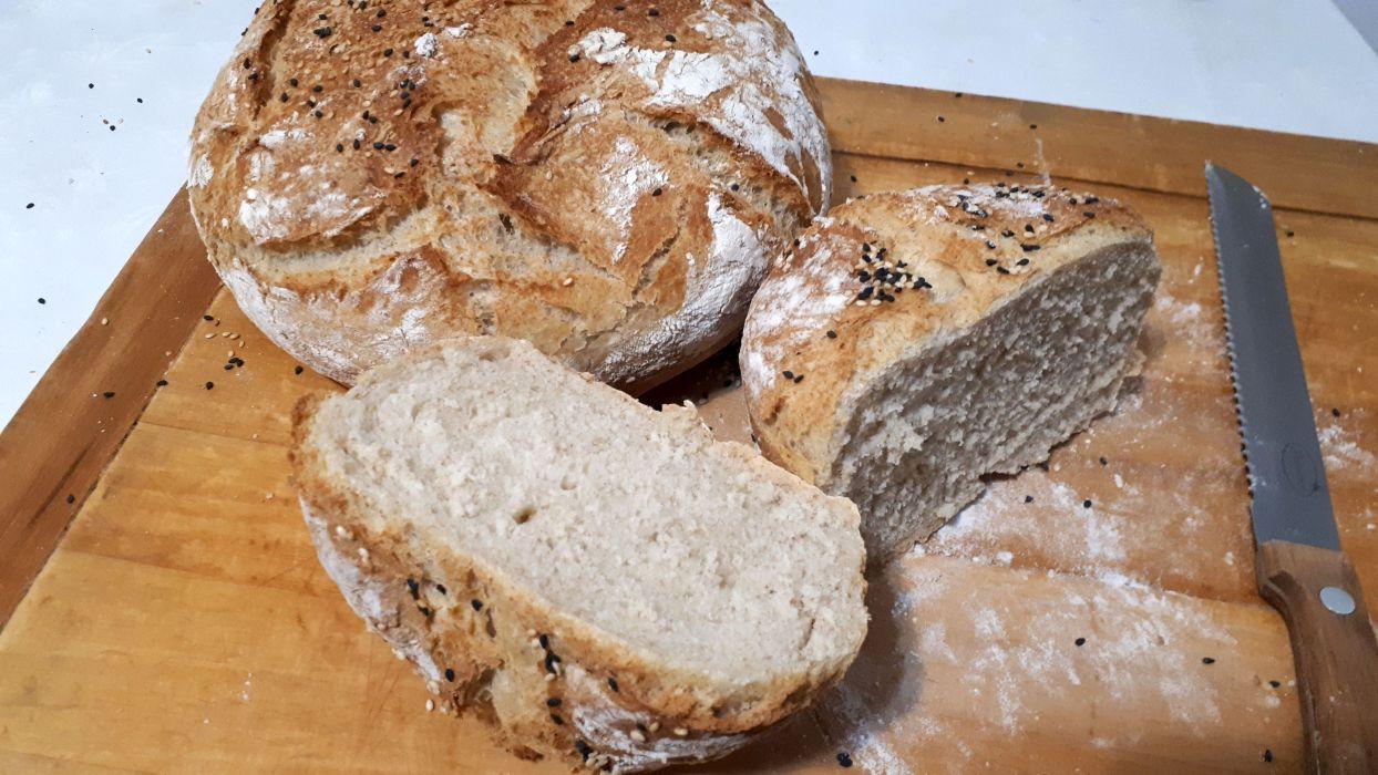 Cum să faci o pâine rapid şi gustos
