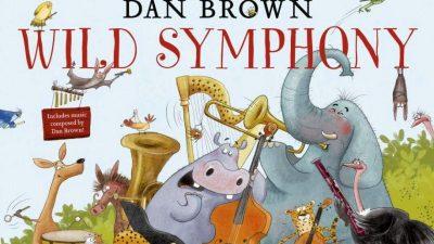 Dan Brown a scris o carte ilustrată, cu muzică clasică pentru copii