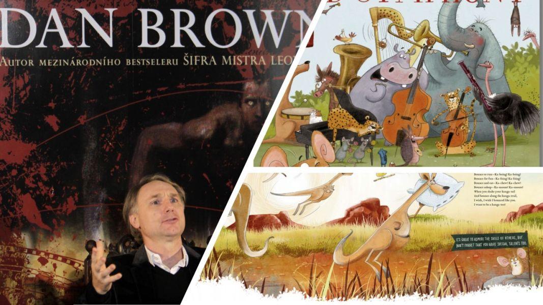 Dan Brown Simfonia Sălbatică