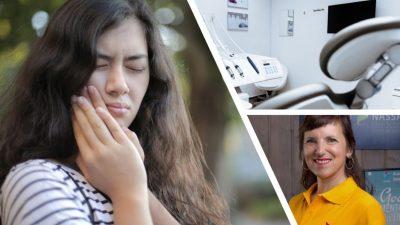 O urgenţă dentară? Acum poţi cere şi un sfat online!