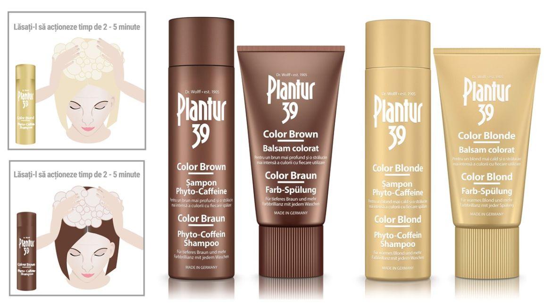 Plantur 39 Brown & Blond
