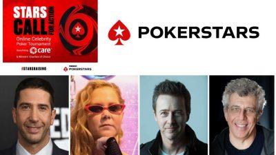 PokerStars: celebrităţi în turneu caritabil de 1 milion USD