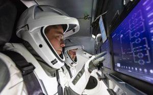 lansarea Space X pe discovery