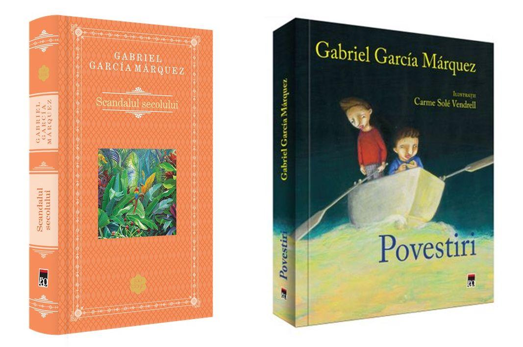 cărţi noi de Gabriel Garcia Marquez
