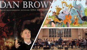 simfonia sălbatică, de Dan Brown, va fi lansată la 1 septembrie 2020