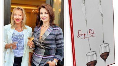 Wagner Arte și Diana Pavelescu lansează Deep Red Collection