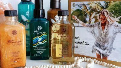 Monoi de Tahiti, un răsfăţ olfactiv şi senzorial marca Yves Rocher