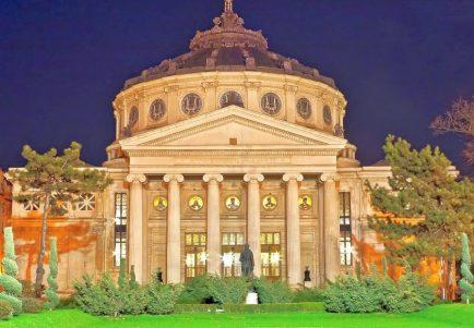 Vara magică, concert de muzică clasică în curtea Ateneului Român