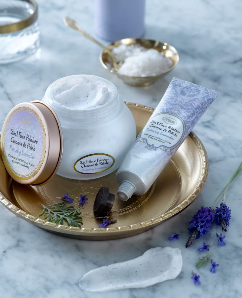 Sabon New Collection Fresh&Glow