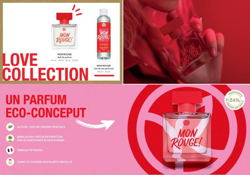 Mon Rouge Yves Rocher 2020