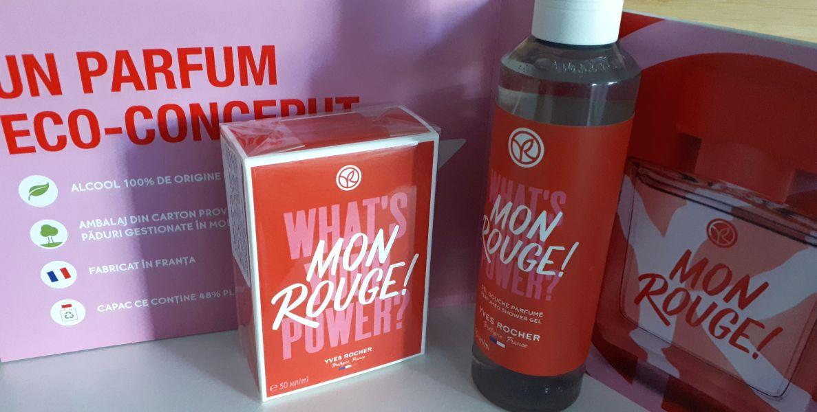 Mon Rouge eau de parfum Yves Rocher
