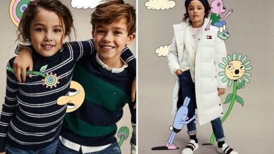 Tommy Hilfiger Kids 2020, din septembrie în magazine