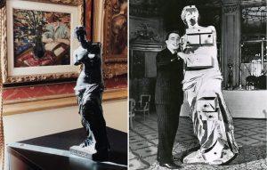 Venus din Milo Salvator Dali licitatie Artmark