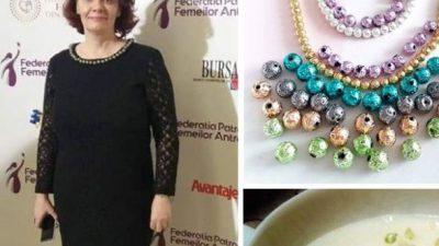 """Dana Luţu, juristă creatoare de bijuterii """"holistice"""": """"Cristalele m-au făcut omul de astăzi"""""""