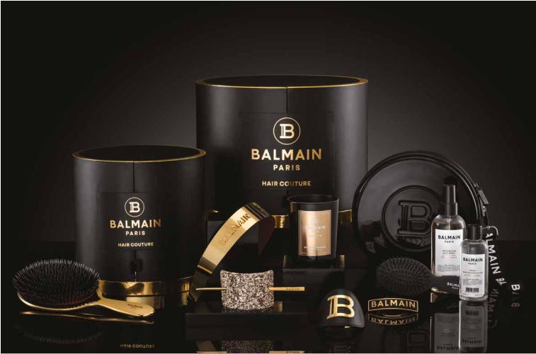 Balmain Hair Couture  fall-winter 2020