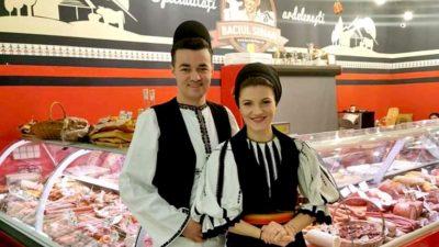 Stroie Baciul Sibian deschide un magazin în Militari Shopping