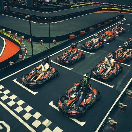 VAMAX karting