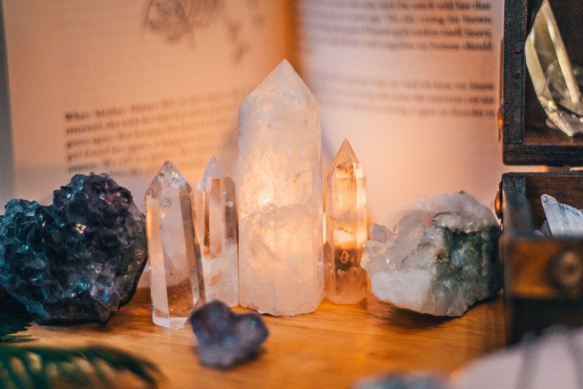 cristale de stâncă