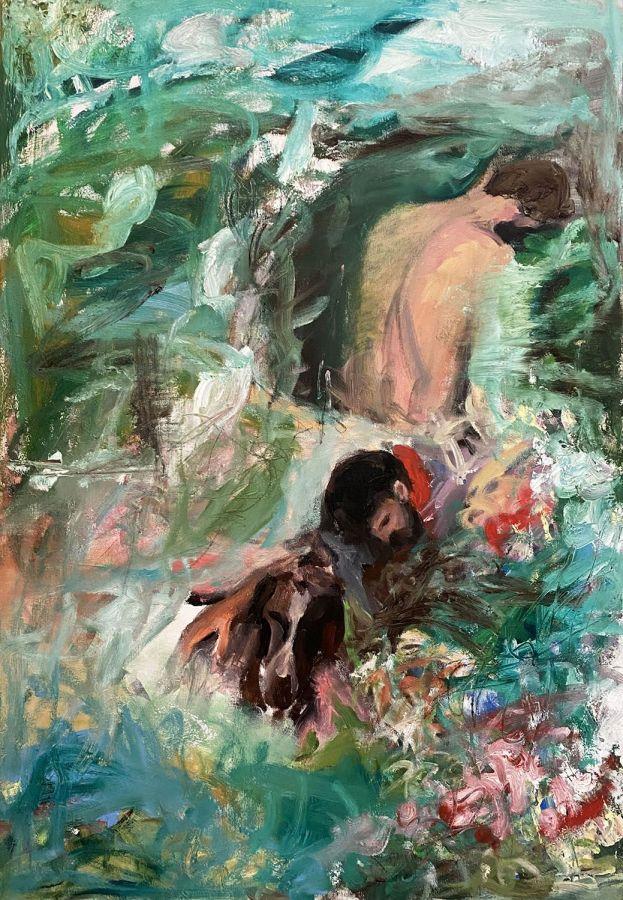 Pictorul Bodan Mihai Radu la Londra