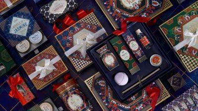 Noua colecţie Sabon pentru Crăciun 2020
