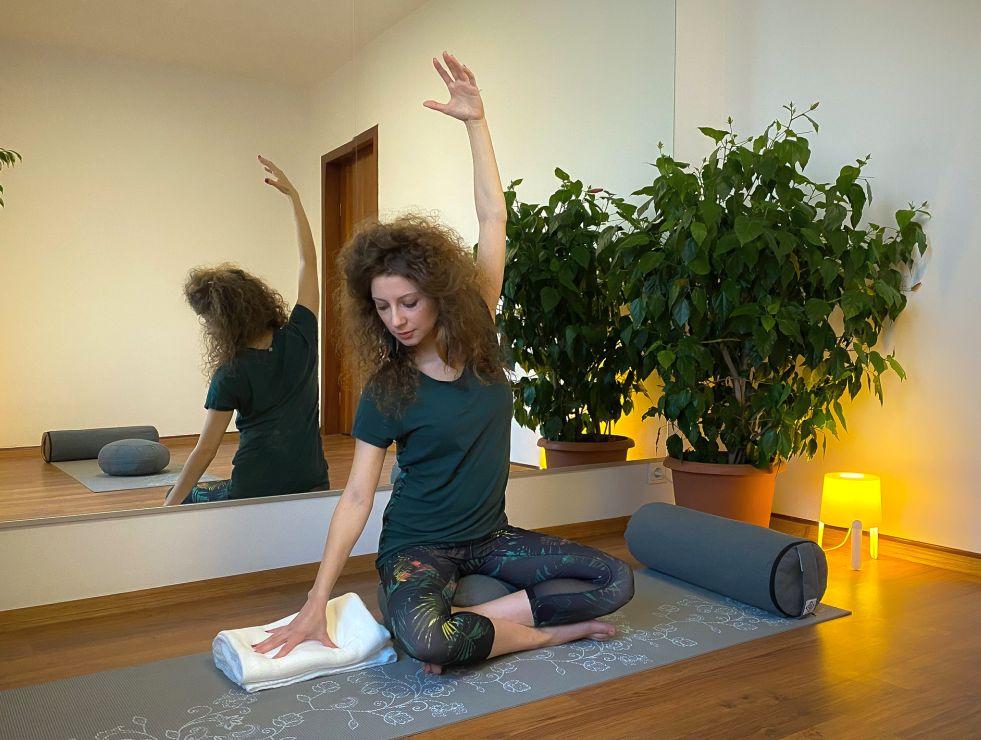 Terapie prin yoga