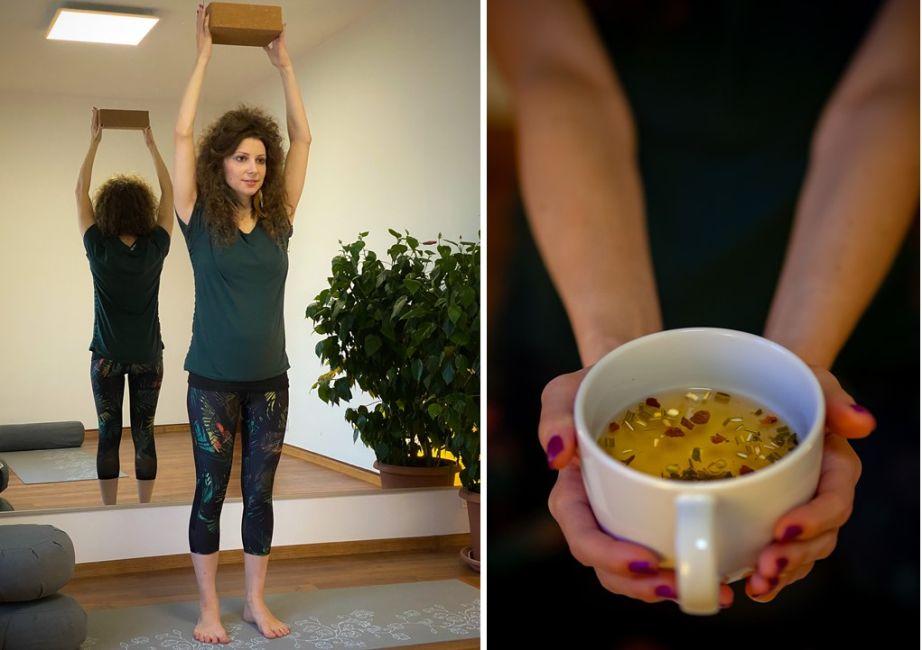 Terapie prin yoga la Studiul de wellness Activero