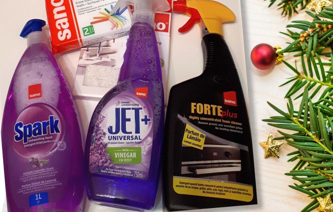 Sano Spark, Jet şi Forte