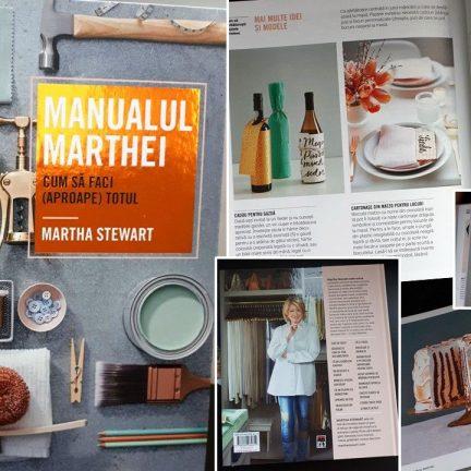Manualul Marthei Stewart